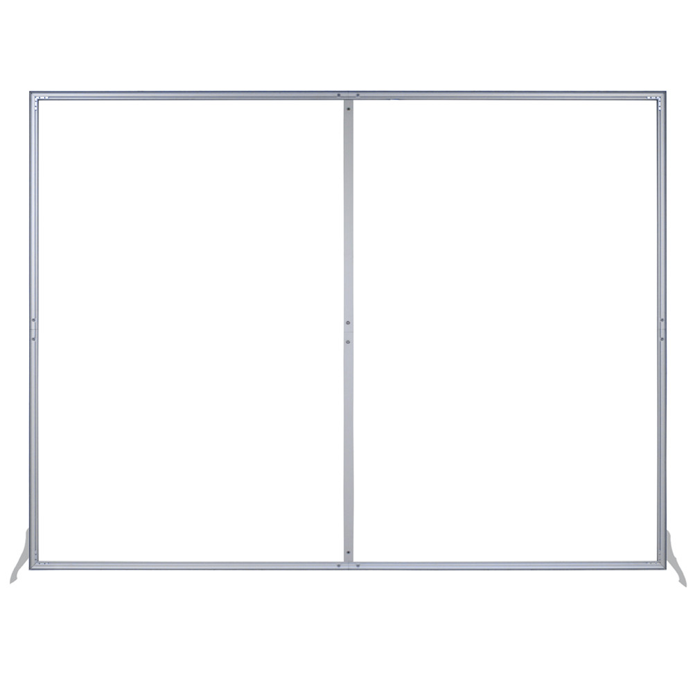 Frame /& Graphic Single-Sided Personalized Aspen Fabric Frame System 7 ft X 6 ft Graphic Package
